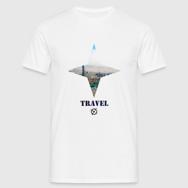 travel-shirt - Männer T-Shirt