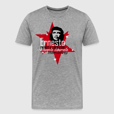 Che Guevara I'm not a liberator - T-shirt Premium Homme