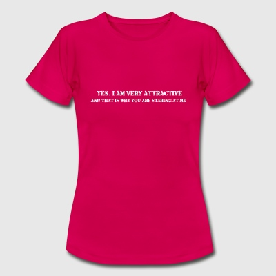 Staring at Me - Women's T-Shirt