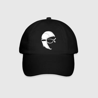 Black Aviator Cap - Baseball Cap