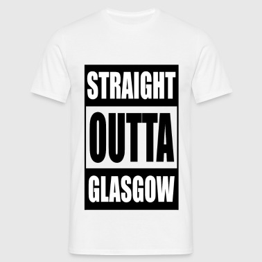 Outta Glasgow - Men's T-Shirt