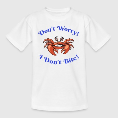 Don't Bite - Kids' T-Shirt