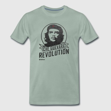 Che Guevara Revolution Men T-Shirt - Herre premium T-shirt
