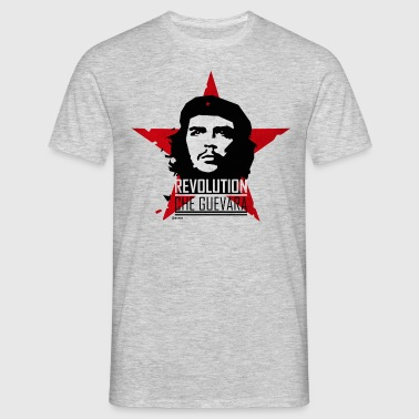 Che Guevara Revolution Men T-Shirt - Herre-T-shirt