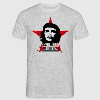 Che Guevara Revolution Men T-Shirt - T-skjorte for menn