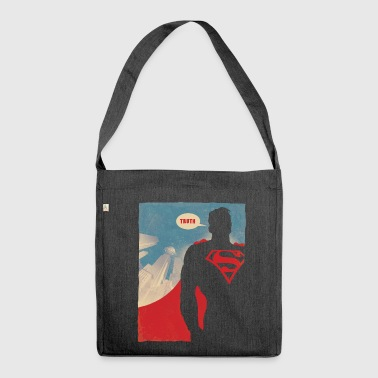 Superman 'Truth' Tote Bag - Skulderveske av resirkulert materiale