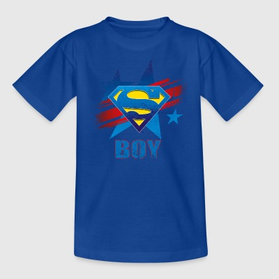 Superman S-Shield Dad Tee shirt Enfant - T-shirt Enfant