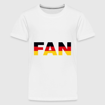 FAN  - Teenager Premium T-Shirt