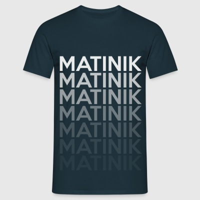 Tee Shirt France Martinique Martinik - T-shirt Homme