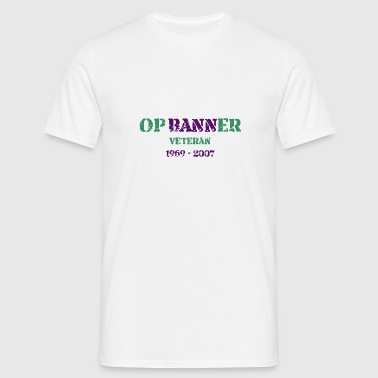 Op Banner - Men's T-Shirt