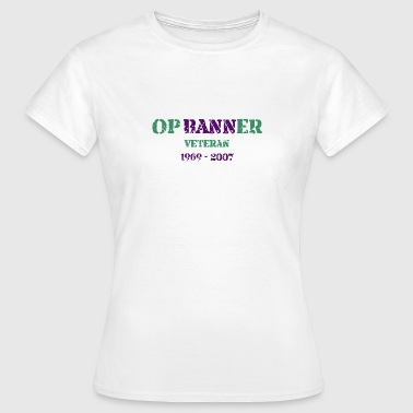 Op Banner - Women's T-Shirt