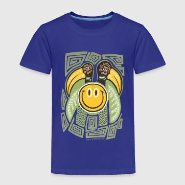 SmileyWorld 'Tiki Surf' Enfants Tee Shirt - T-shirt Premium Enfant