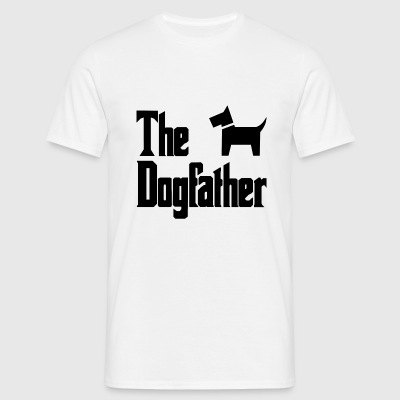 The Dog Father -  Scottie - Men's T-Shirt