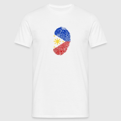 Philippine Thumb - Men's T-Shirt