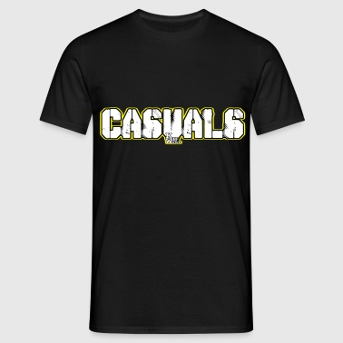 Casuals - Mannen T-shirt