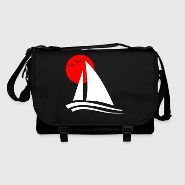 Sailing Black - Shoulder Bag