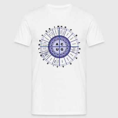 Genetic Code - T-Shirt - Männer T-Shirt