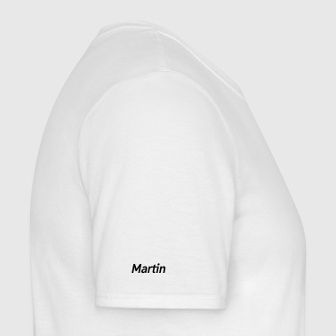 Martin's Team Shirt - Men's T-Shirt