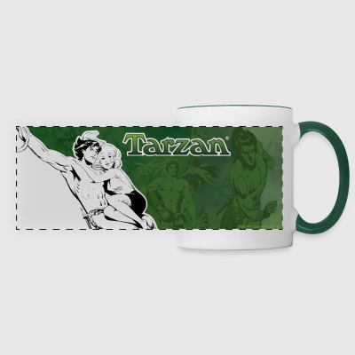 Tarzan and Jane - Panoramic Mug