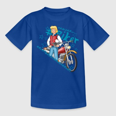 Bibi und Tina 'Freddy Biker rocks' - Teenager T-Shirt