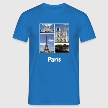 Paris - Men's T-Shirt