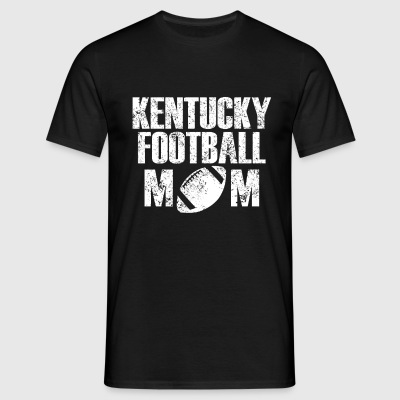 kentucky football mom - Men's T-Shirt