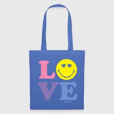 SmileyWorld LOVE - Tote Bag