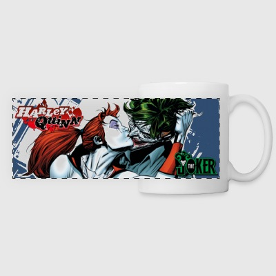 Suicide Squad Harley Quinn and Joker - Panoramakopp