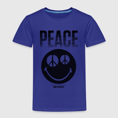 SmileyWorld Peace Friedlicher Smiley - Kinder Premium T-Shirt