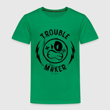 SmileyWorld Fauteur Trouble Maker - T-shirt Premium Enfant