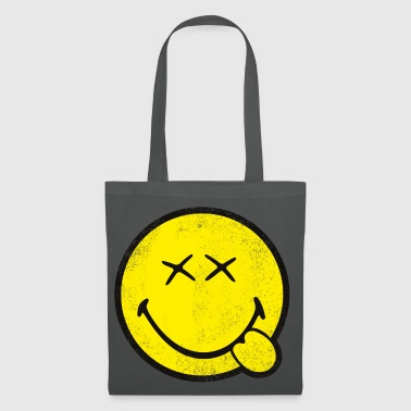 SmileyWorld Classic Smiley - Bolsa de tela