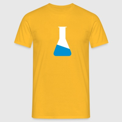 Breaking Bottle - T-shirt Homme