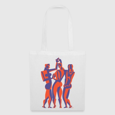 The Three Graces - Tote Bag