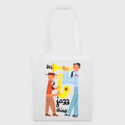 It's a jazz thing - Tote Bag