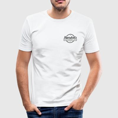 Roger Scott T-Shirt - Slim Fit T-skjorte for menn