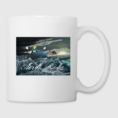 Narwhal Sadness and Cat Mugs & Drinkware - Mug