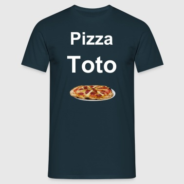 Pizza Toto - T-shirt Homme