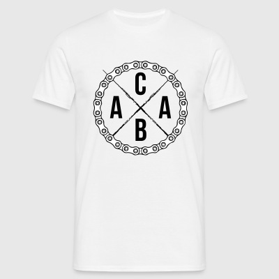 ACAB All Cyclists Are Beautiful T-Shirts - Männer T-Shirt