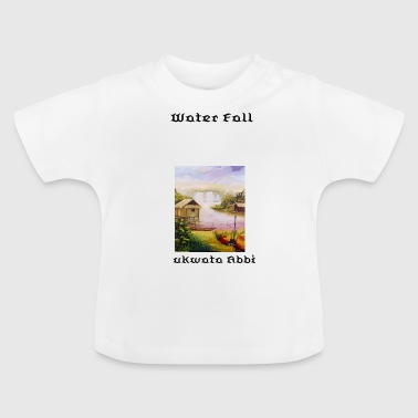 White Water Fall Baby T- Shirt - Baby T-Shirt