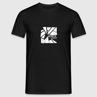 Broken Windows Band T-Shirts - Men's T-Shirt