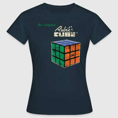 Rubik's Cube The Original - T-shirt Femme