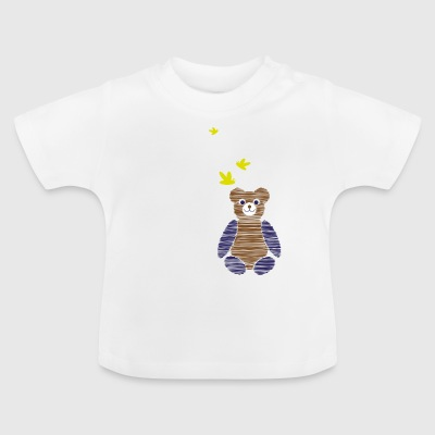 Teddy bear - Baby T-shirt