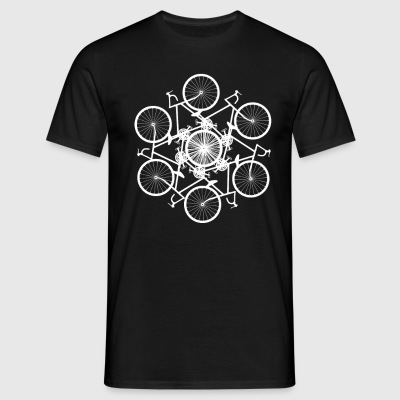 Bike fusion - Men's T-Shirt