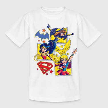 DC Super Hero Girls Batgirl   - Kinder T-Shirt