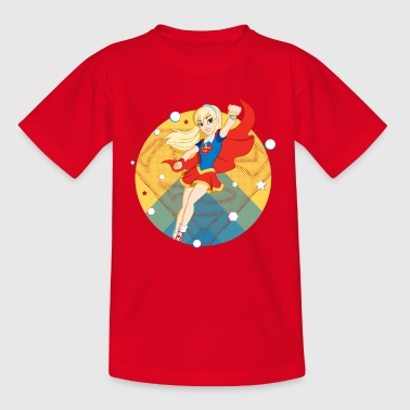 DC Super Hero Girls Supergirl - Teenager-T-shirt