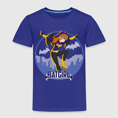 DC Super Hero Girls Batgirl In Gotham - Premium-T-shirt barn