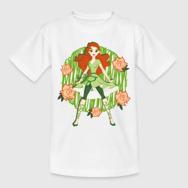 DC Super Hero Girls Poison Ivy Rosen - Teenager T-Shirt