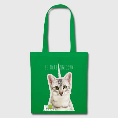 Animal Planet Humour Pets Cats Cute Unicorn - Tote Bag