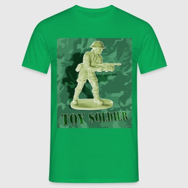 Toy Soldier - Men's T-Shirt