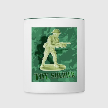 Toy Soldier - Contrasting Mug